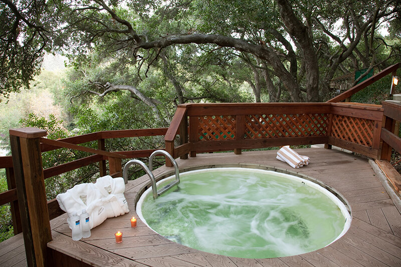 Sycamore Mineral Springs Resort and Spa