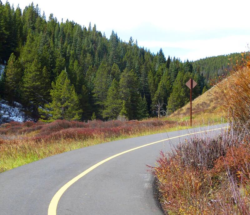 Vail Pass Path